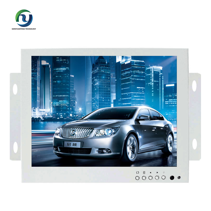 Outdoor 1000 nits Sunlight Readable Open Frame 17 Inch LCD Touch Display Monitor