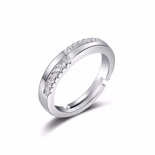 fashion New Design 925 Sterling Silver Women rings made in china