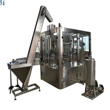 3-in-1 bottled concentrate juice producing machine