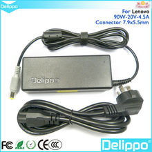 Delippo 20V 4.5A Ac Adaptors For Lenove V580 M5400A N440 Laptop Switching Power Supply