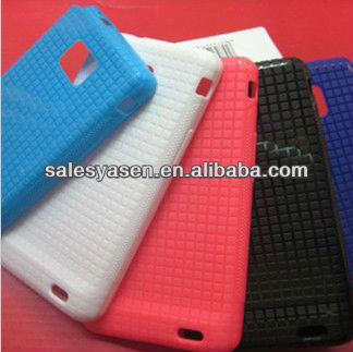 Colorful silicone case for samsung galaxy s2 i9100,free shipping