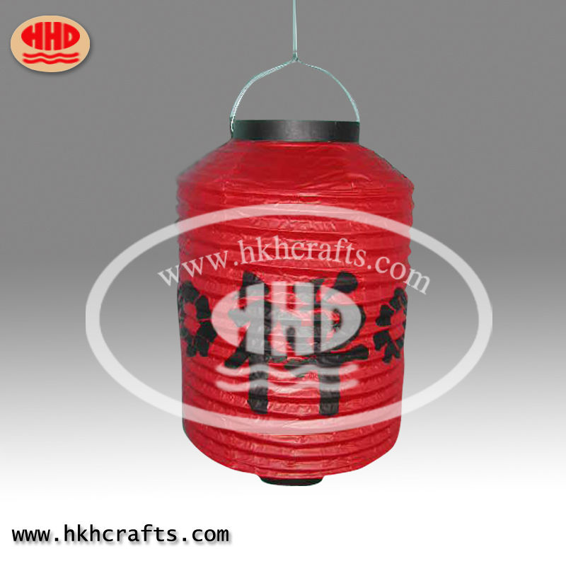 red japanese decorative lamp ceiling decoration according hanging paper craft lantern for wedding party decoration