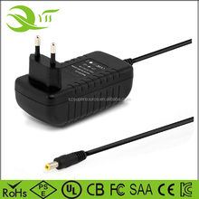 Replacement Power Supply 12V 2A AC DC Adapter 24w Battery Charger dc tip 5.5mm*2.5mm / 5.5mm*2.1mm