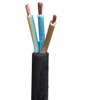 Low price 5 Cores H05RN-F/H07RN-F rubber equipment cable VDE cable
