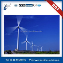 Green wind energy solution 60KW mini Eolic from small wind power