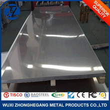 JIS sus 409 Stainless Steel Plate Sheet with MTC