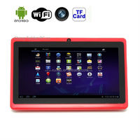 7 Inch Android Tablet, Allwinner A23 Dual Core Android 4.2 Dual Camera android tablet