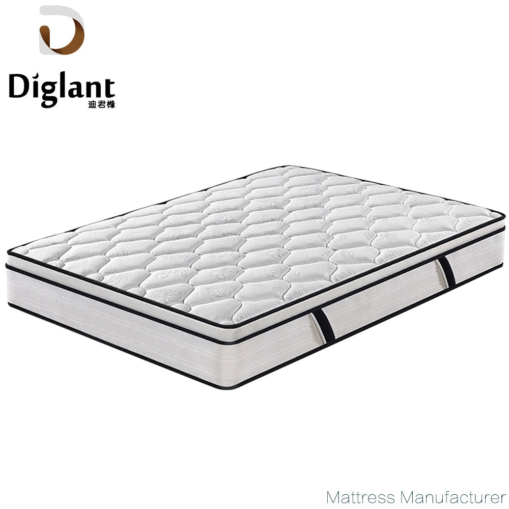 Diglant Mattress Hot sale pocket coil spring mattress - Jozy Mattress | Jozy.net
