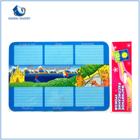 Cheap custom souvenir 3d soft pvc fridge magnets
