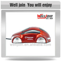 Promotional Wired Car Shape Mouse, BMW Car Shape Mouse