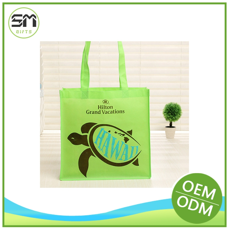 China manufactory new design stitch bond non woven bag