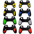 Protective game accessories silicone case for ps4 controller