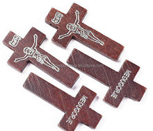 Decorative Hand Carved Wooden Religious Cross Designs