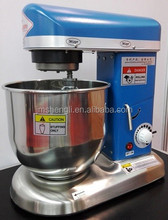 10L electric food mixer with dough hook,egg whisk,SL beater