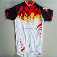 Custom european cycling jersey