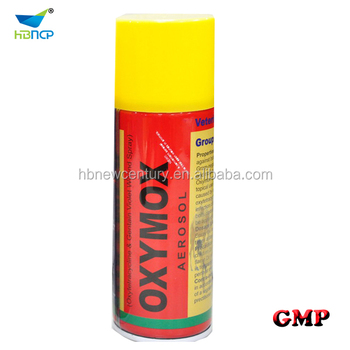 veterinary medicine oxytetracycline spray