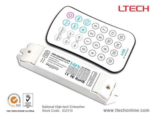 ltech mini led rgb controller m16 spi