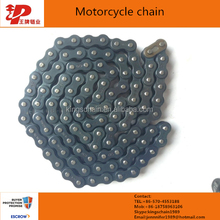 Alibaba China Supplier 428 Black Motorcycle Spare Parts