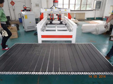 China 3d 4 axis rotary wooden sculpture cnc router/furniture/chair/desk/bed/sofa legs making machine