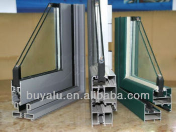 aluminum profile best quality sell the window and door in middle east