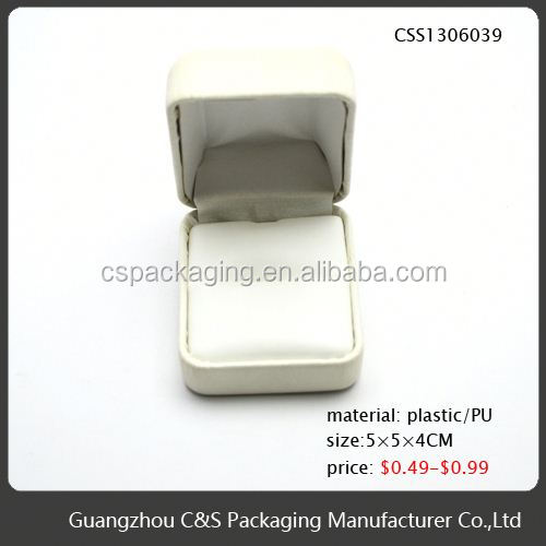 Promotional Luxury For Any Style Gift Ring Rolls Jewelry Box