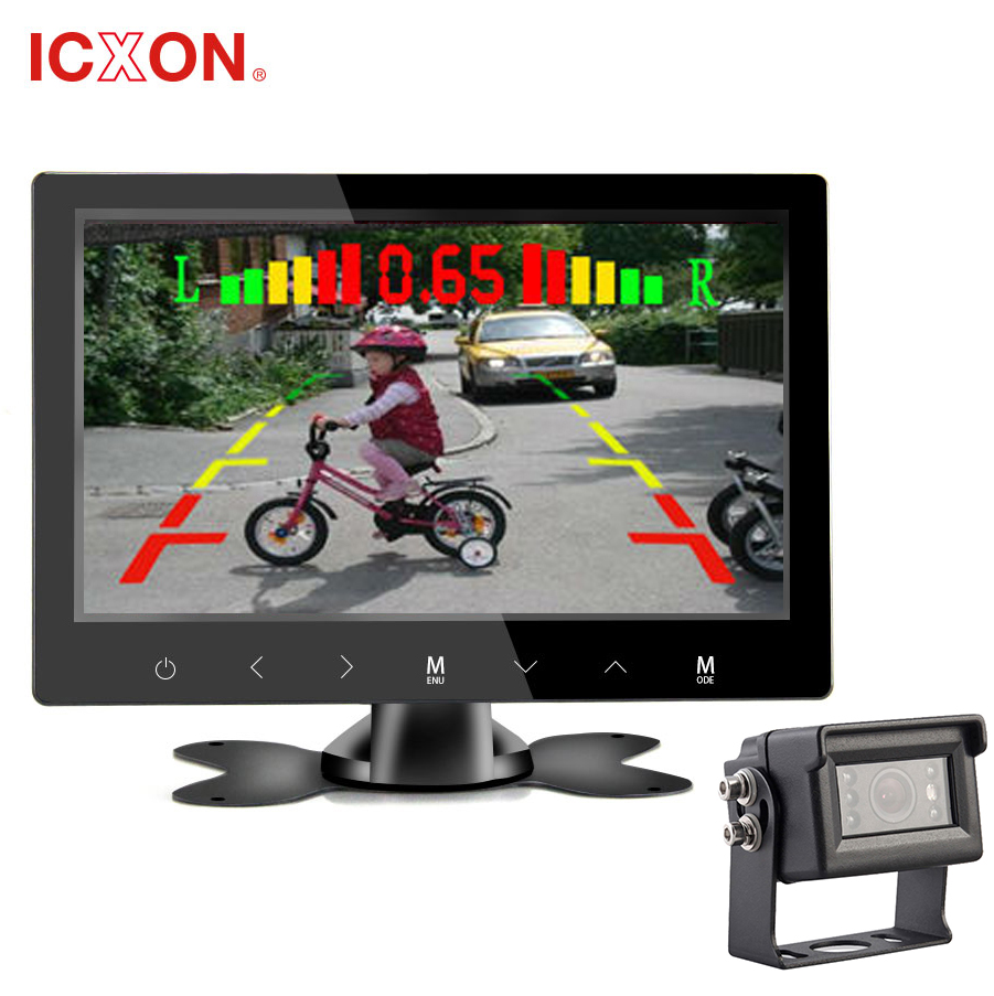 Factory sell bus IR camera 24v bus/car auto rear view system