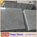 First grade kashmir white granite tiles Made In China