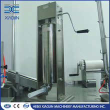 Factory price 5L manual vertical sausage roll machine/ manual sausage filling for salami