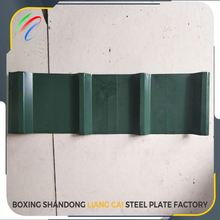 Corrugated metal color steel sheets ppgi coil