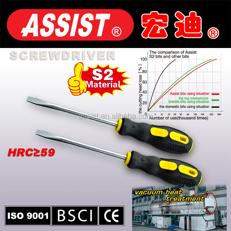 Durable Promotional flat and phillips screwdriver