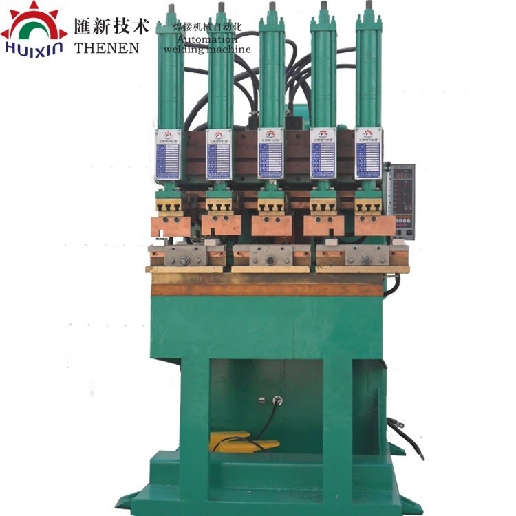 150kva wave combination spot welding machine
