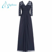 Chiffon Lace Sheath Latest Style Elegant Mother of the Bride Dresses