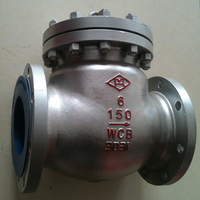Hydraulic Carbon Steel WCB Check Valve