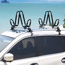 Competitive Price Aluminum Car Kayak Roof Rack Removable Kayak Roof Rack