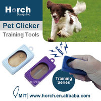 Manufacturer plastic whistle dog clicker dog training products