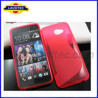 Wholesale Price S-Line TPU Gel Case for HTC Butterfly S More Colors Available