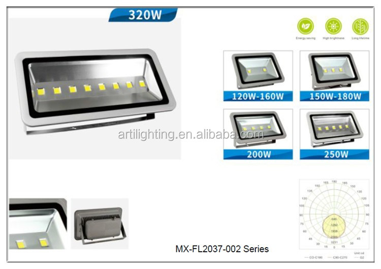 high power outdoor led flood light
