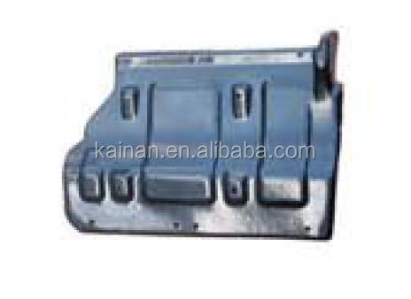 truck front mudguard panel ( REAR RH ) for hino MFD