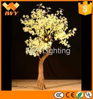 Wholesale 2m White Led Maple Tree For Event Decoration