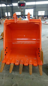 Top Selling Products Customized Buckets Excavator Spare Parts