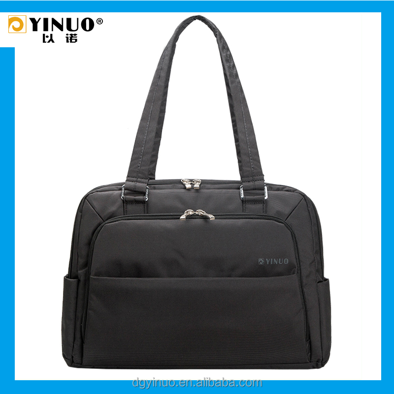 YINUO Waterproof Shoulder Bag for 13 inch computer make of double dot of cloth