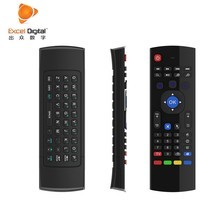 MX3 Air Mouse Wireless Keyboard with IR Learning and Voice Function