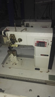 used industrial post bed leather sewing machine