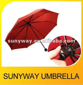 Simple Classical Folding Umbrella Promotion for Gift