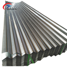 Aluminum Steel Plate GI Corrugated Metal Zinc Roofing Sheet