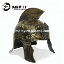 Plastic Roman Armor medieval knight Helmets for Party Role Play