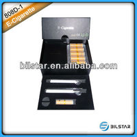 hot selling pcc charger e cigarette set 808d electronic cigarette 808d cartomizer 808d with 180/280mah battery