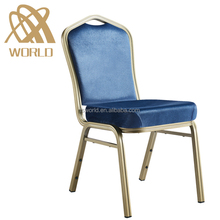 indian metal hotel event banquet hall chair in Foshan