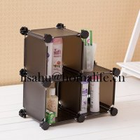 Delicate decorative storage bench with ribbon