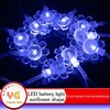 wholesale RGB led string light 100lights/roll exciting for Christmas tree decorating